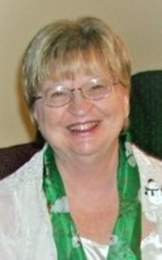 Janice Mary (Blessington)  O'Brien Carlson