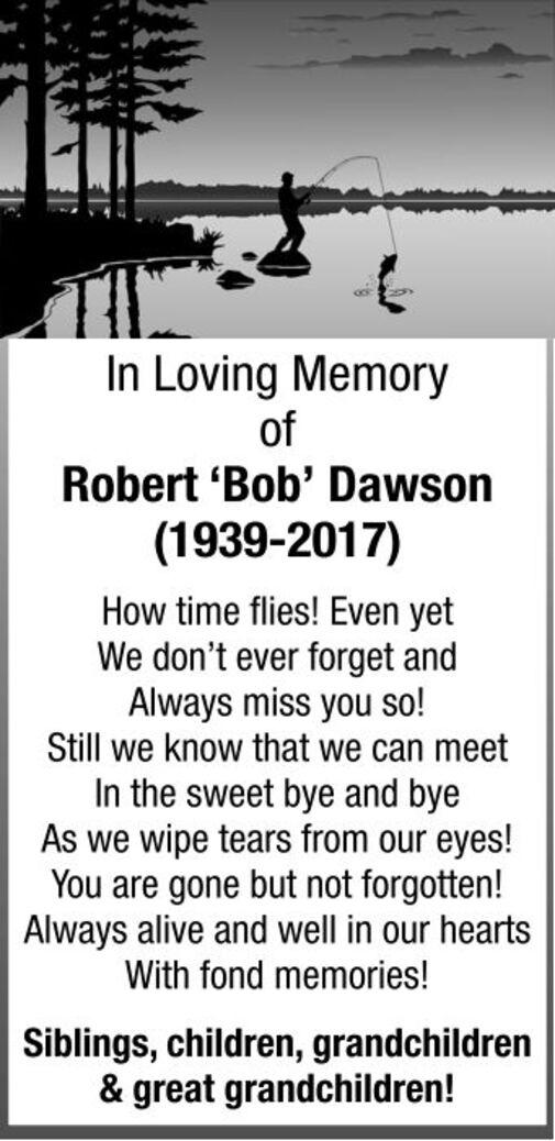 Robert Bob  DAWSON