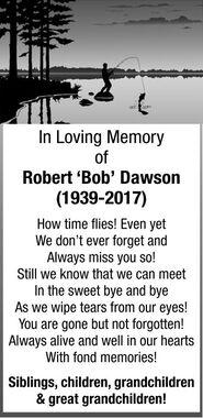 Robert 'Bob'  DAWSON