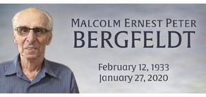 Malcolm  Bergfeldt