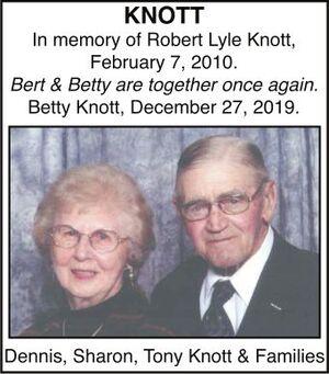 Robert Lyle  KNOTT