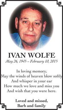 Ivan  WOLFE