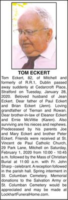 Tom  ECKERT